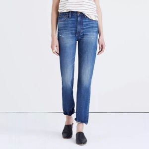 Madewell 100% Cotton The Perfect Vintage Jean 27